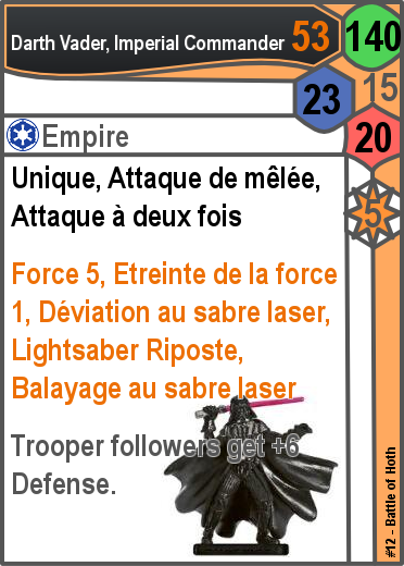 Star Wars Minis : Empire | DYNATMOS